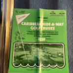 Chandris: 71-72 Caribbean Hide-away and Golf Cruises