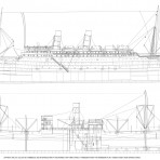 Canadian Pacific: Empress of Britain and Helvetia Rigging Profile