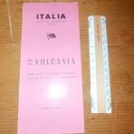 Italian Line: 1963 Vulcania Deck Plan