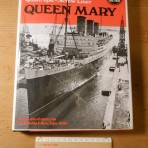 Cunard Line: Queen Mary OLP Shipbuilder reprint and scrapbook