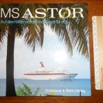 Safmarine: MS Astor Hard Cover Builders Book.
