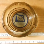 Eastern  Steamship Lines: Advertising ashtray