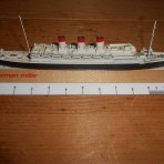 Hamburg Sud: Cap Polonio Mercator Model