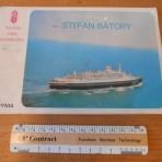 Polish Ocean Lines: Stefan Batory Brochure