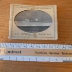 KdF Fleet: Robert Ley 16 Souvenir Photo Packet Set