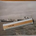 Grace Line: Post WW2 Santa Paula Publicity Photo