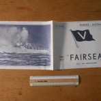 Sitmar Line: Fairsea DeckPlans