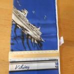 Royal Caribbean: Blue Souvenir Scarf