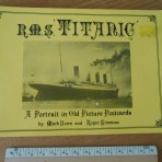 White Star Line: RMS Titanic A portrait in Old Picture Postcards, By M. Bown and R.immons.