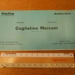 Italian Line: Guglielmo Mariconi Deckplan 1975