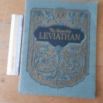 United States Lines: SS Leviathan Lavish Brochure