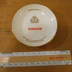 Cunard Line: QM2 Maiden Caribbean voyage dish
