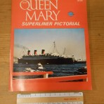 Cunard Line: Queen Mary Long Beach Early Pictorial  booklet