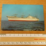 American Export: NS Savannah Postcards