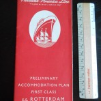 HAL: RED Rotterdam Preliminary First Class Plan.