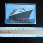 Cunard Line: QM2 Portrait Playing Cards