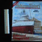 Ogleby Norton: SS Edmund Fitzgerald article in Michigan History
