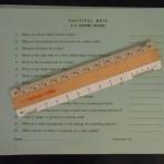 United States Lines: SS United States Nautical Quiz Sheet