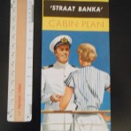 Royal Interocean Lines: Straat Banka Deckplans plus