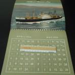 HAL: 1954 Fleet Calendar