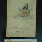 French Line : Ile De France 1935 Charity Program
