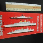 American Export Line: 1962 Sailings
