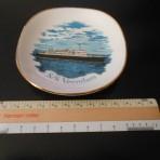 HAL: SS Veendam Portrait Pin Dish