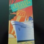 Chandris Fantasy Cruises: Britanis Brochure