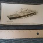 HAL: SS Statendam pin tray