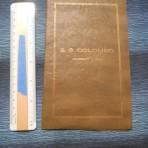 Italian Line /NGI: SS Colombo Passenger list 12/2/1925