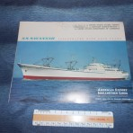 American Export Line: NS Savannah Ultimate Brochure