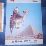 American Export Line: 4 Aces Mega-Deck plan