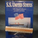 United States Line: SS United States Miller Masterpiece! restocked