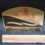 United States Lines: SS US needle pack