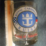 Royal Caribbean: Song of America Fancy Glass