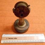 Hapag:  SS Cleveland Telegraph shaped Cigarette/ Cigar cutter