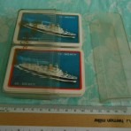 NDL: TS Bremen Double set of playing cards.