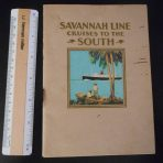 Savannah Line: Cruises to the South Brochure