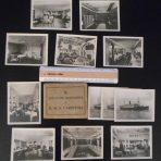 Cunard Line: 12 Souvenir Snapshots of the RMS Carinthia