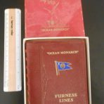 "Furness Bermuda Line: Ocean Monarch ""My Trip"" diary"