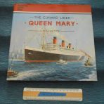 Cunard Line: Anatomy of the ship Queen Mary by Ross Watton.