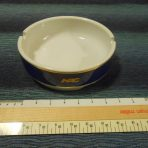 NAC: Norwegian American Cruises Ashtray