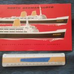 NDL: 60's Europa and Bremen Brochure