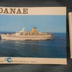 Costa Line: MS Danae Ultimate Brochure