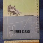 NDL/HAPAG: Green German 1930's Tourist Class Brochure