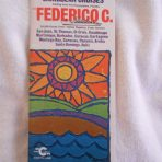 Costa Line: Federico C 1974-75 Deck Plan Brochure