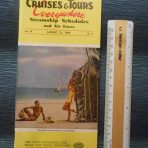 Thomas Cook Cruises Everywhere Folder 1966