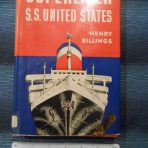 United States Lines: SS United States Billings book