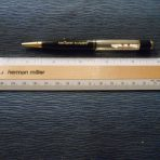 Cunard Line: QE Floaty Pencil