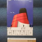 Cunard Line: 1994 Corporate Profile Booklet